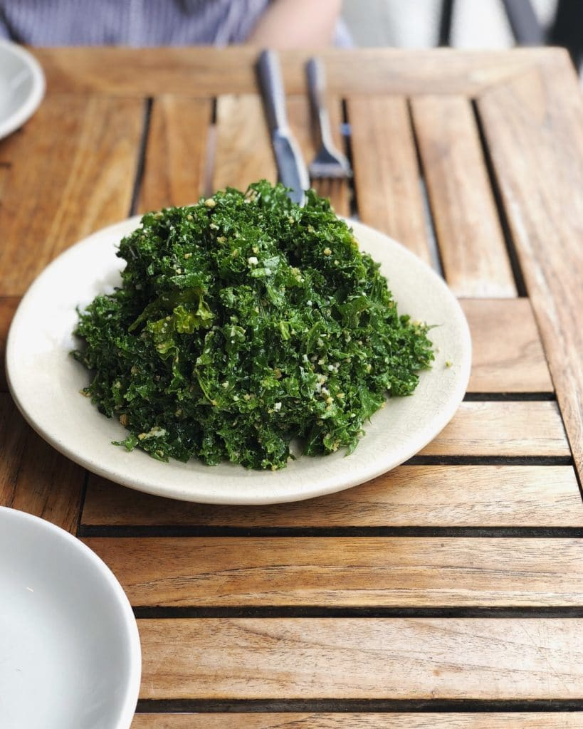 the original barbuto kale salad