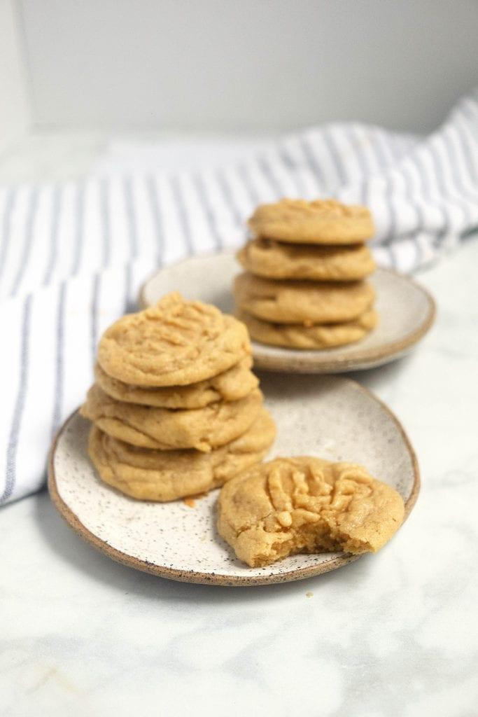 PB2 Peanut Butter Cookies