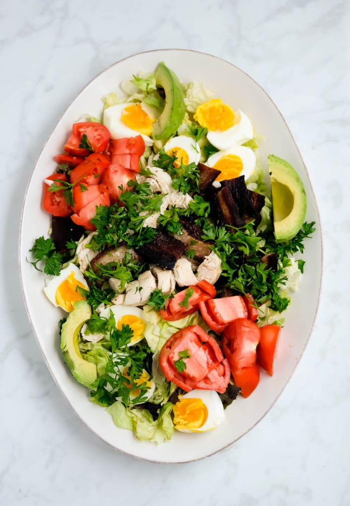 whole30 cobb salad