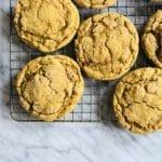 bluebottle copycat saffron snickerdoodle cookies